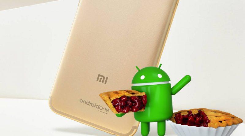 Xiaomi Mi A1 aktualizacja dla Android Pie 9