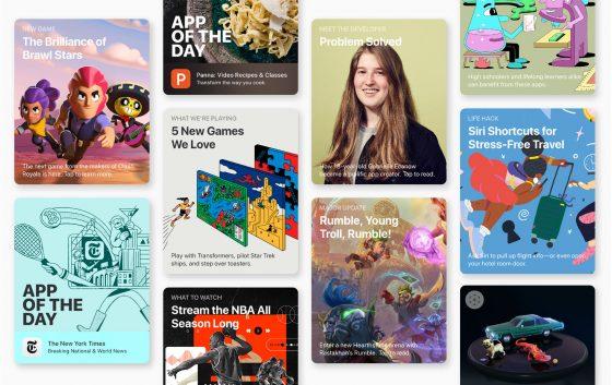 Apple App Store rekordy sprzedaży iPhone iOS aplikacje gry