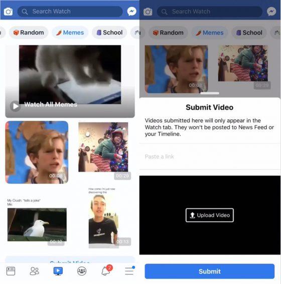 Facebook Lol aplikacja GIF-y memy śmieszne filmiki