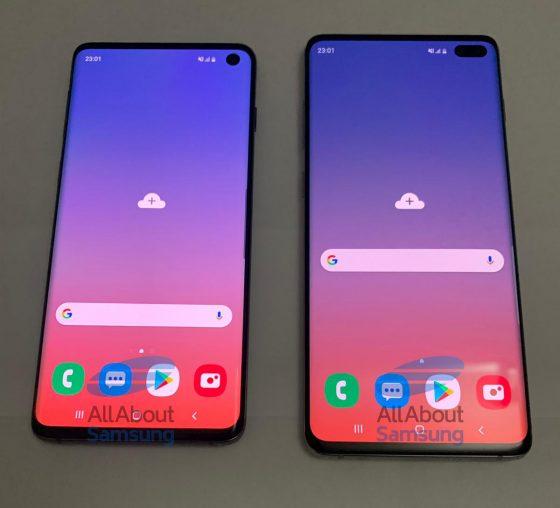 Samsung Galaxy S10 Plus zdjęcia wyciek przecieki specyfikacja techniczna opinie kiedy premiera