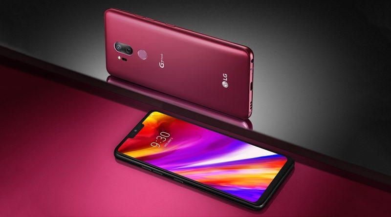LG G8 ThinQ plotki sound on display kiedy premiera specyfikacja techniczna opinie MWC 2019