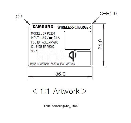 Samsung EP-P5200 to nowa ładowarka bezprzewodowa dla Galaxy S10 kiedy premiera plotki przecieki specyfikacja techniczna gdzie kupić najtaniej w Polsce