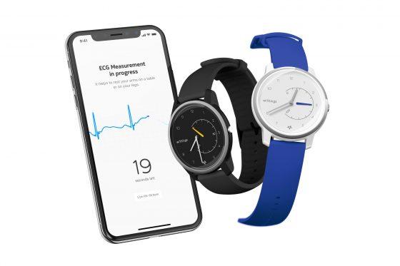 Withings Move ECG Apple Watch series 4