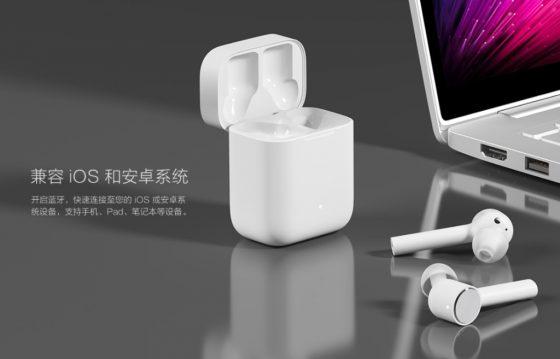 Xiaomi AirDots Pro cena słuchawki bezprzewodowe jak Apple AirPods opinie gdzie kupić najtaniej w Polsce