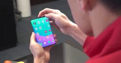 Składany smartfon Xiaomi kiedy premiera opinie gdzie kupić najtaniej Lin Bin wideo cena