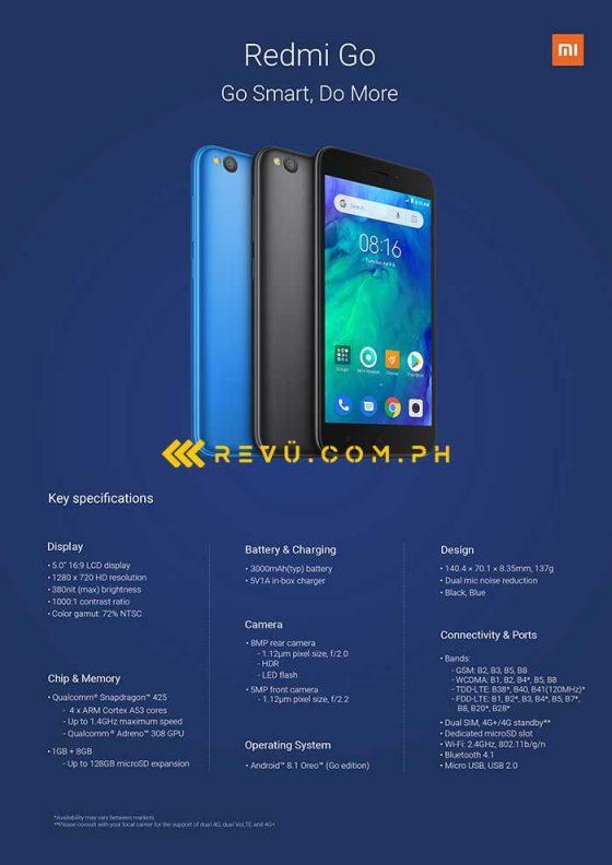 Xiaomi Redmi Go cena specyfikacja techniczna kiedy premiera opinie gdzie kupić najtaniej w Polsce