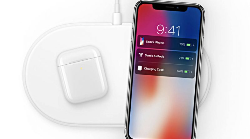 Apple AirPower ładowarka bezprzewodowa dla iPhone produkcja kiedy premiera cena gdzie kupić najtaniej w Polsce opinie AirPods 2 cena