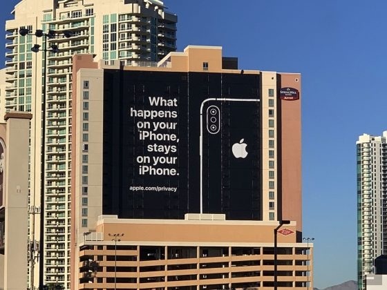 Apple iPhone CES 2019 prywatność