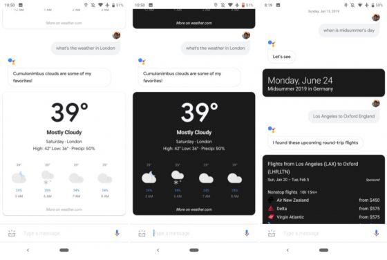 Asystent Google Assistant dark mode tryb ciemny motyw aplikacje beta kiedy