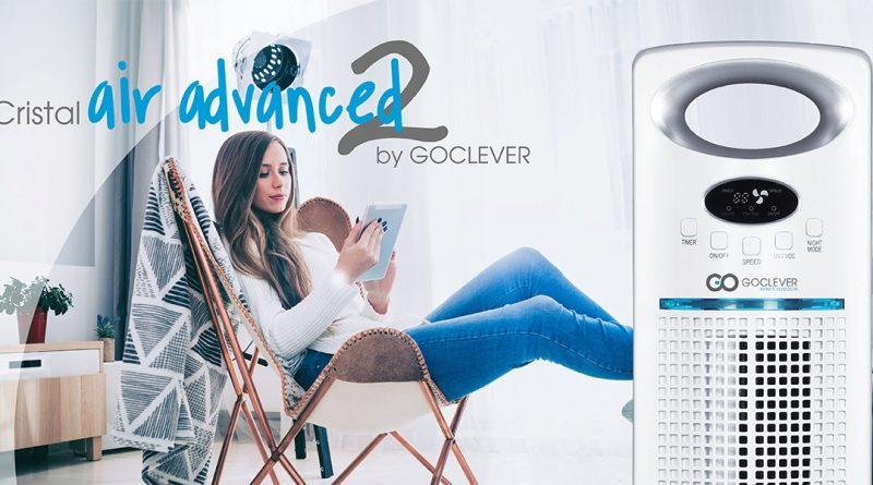 goclever cristal air advanced 2 cena opinie gdzie kupić najtaniej w Polsce czy warto