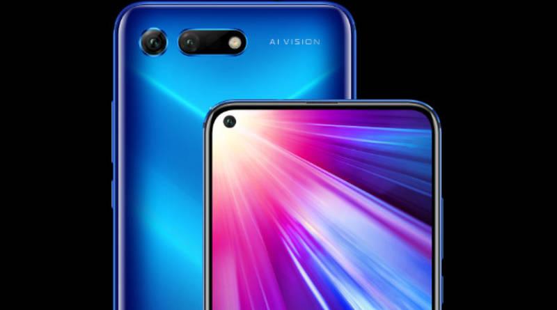 Honor View 20 cena opinie specyfikacja techniczna gdzie kupić najtaniej w Polsce wymiana baterii Huawei