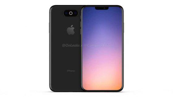 Apple iPhone 2019 prototyp projekt EVT rendery kiedy premiera