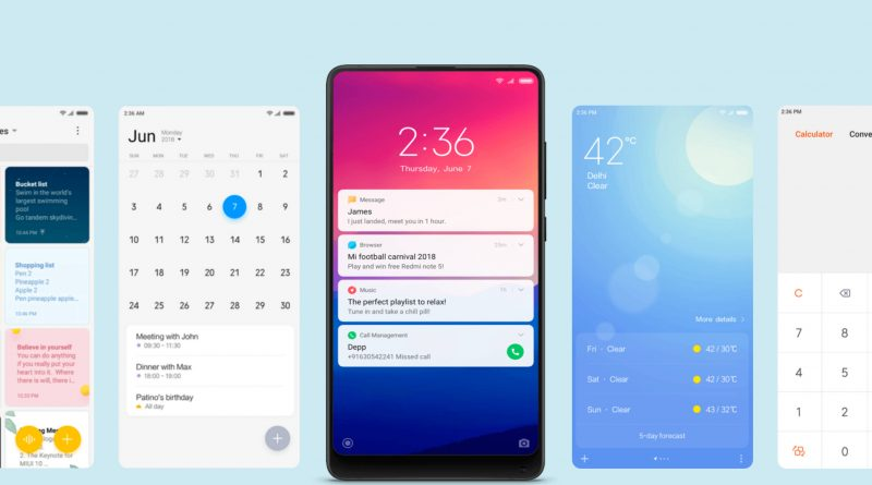 MIUI 11 beta kiedy premiera Global Stable Xiaomi jakie smartfony