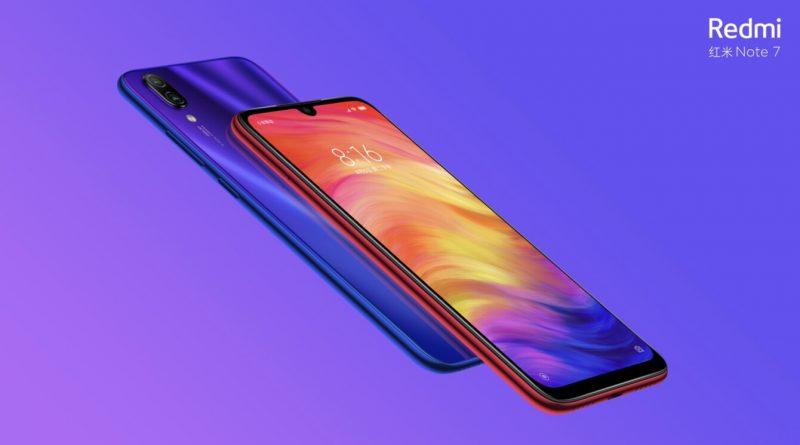 Xiaomi Redmi Note 7 cena specyfikacja techniczna premiera gdzie kupić najtaniej w Polsce opinie