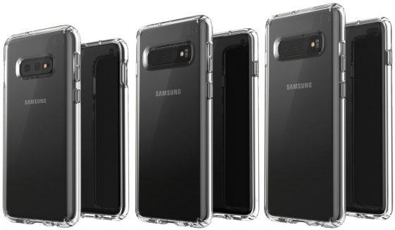 Samsung Galaxy S10 Plus E rendery Evleaks kiedy premiera specyfikacja techniczna opinie