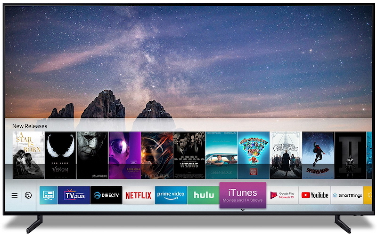 AirPlay 2 iTunes Apple Siri Samsung Smart TV telewizory CES 2019 iOS 12.2 co nowego
