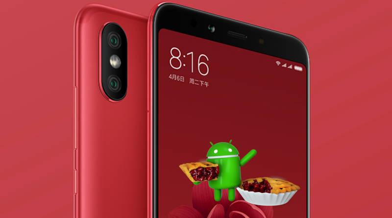 Xiaomi Mi 6X Redmi Note 5 S2 6 Pro kiedy aktualizacja MIUI 10 Global Android Pie