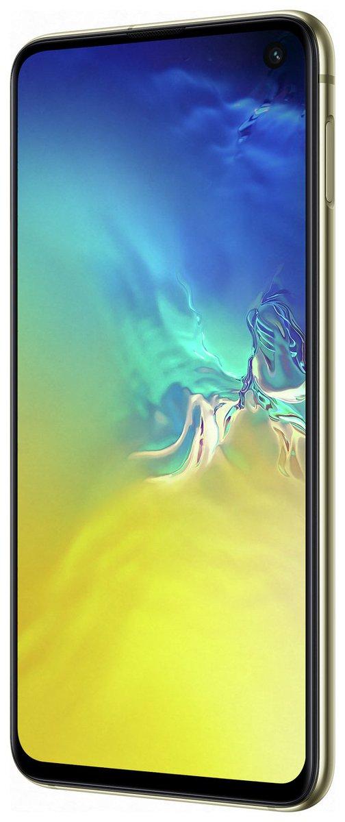 Kanarkowy Samsung Galaxy S10e cena Canary Yellow kiedy premiera specyfikacja techniczna opinie gdzie kupić najtaniej w Polsce