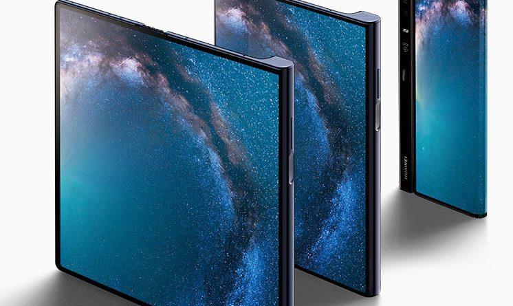 Huawei Mate X cena premiera specyfikacja techniczna opinie gdzie kupić najtaniej w Polsce MWC 2019 Samsung Galaxy Fold Android Q