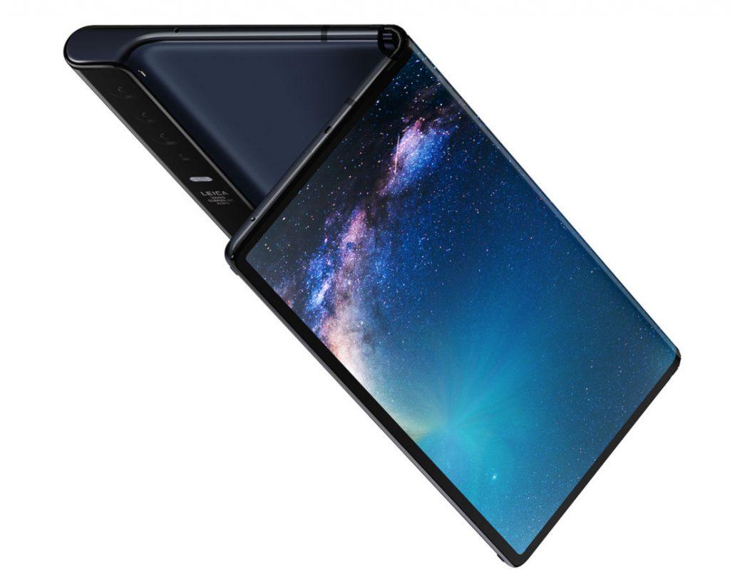 Huawei Mate X cena premiera specyfikacja techniczna opinie gdzie kupić najtaniej w Polsce MWC 2019 Samsung Galaxy Fold