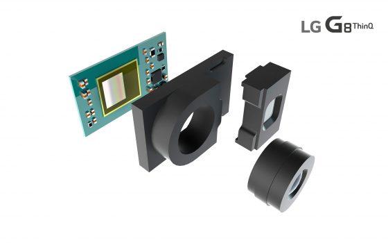 LG G8 ThinQ sensor TOF Infineon kiedy premiera opinie specyfikacja techniczna gdzie kupić najtaniej w Polsce