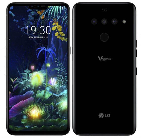 LG V50 ThinQ cena premiera opinie specyfikacja techniczna gdzie kupić najtaniej w Polsce