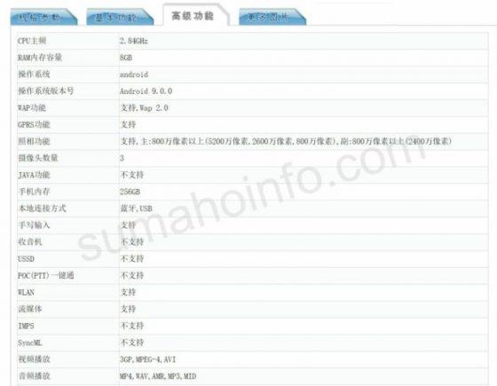 Sony Xperia XZ4 specyfikacja techniczne TENAA cena kiedy premiera opinie gdzie kupić najtaniej w Polsce