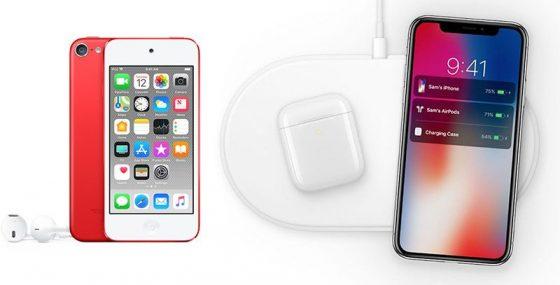 Apple AirPods 2 AirPower iPod touch 7 generacji cena kiedy premiera specyfikacja techniczna opnie
