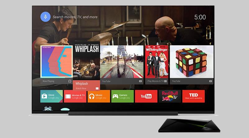 Nowy interfejs Android TV Google Sans zmiany telewizory Smart TV