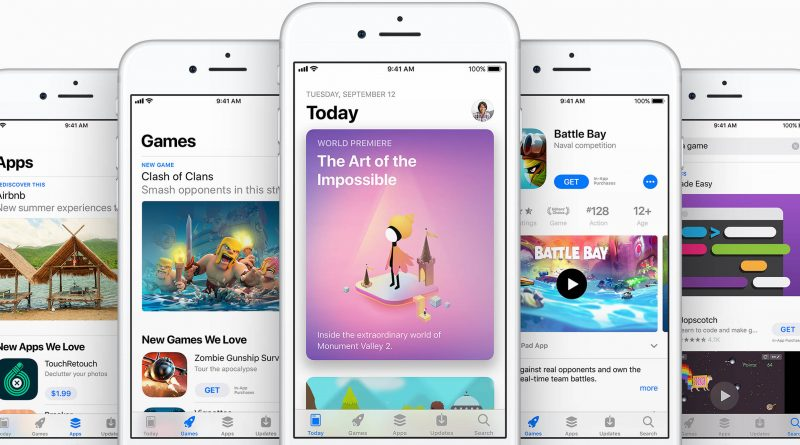 App Store Apple Music problemy z dostępem iPhone z iOS 11