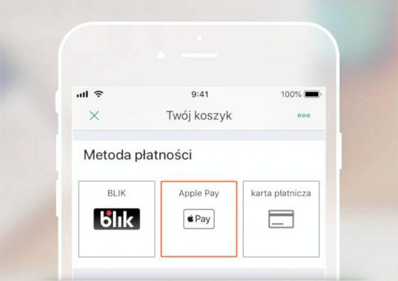 Apple Pay Allegro iPhone zakupy płatności