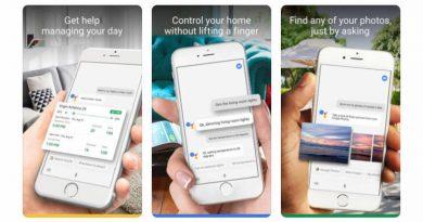Asystent Google po polsku na iOS iPhone App Store