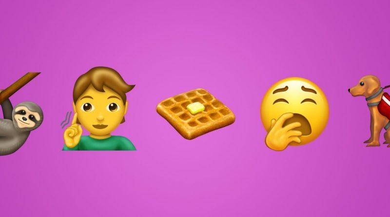 Nowe emoji 2019 Unicode 12 kiedy iOS 13 Android Q