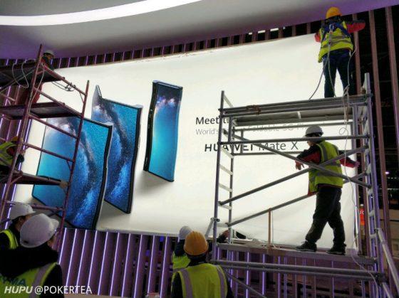 Huawei Mate X Samsung Galaxy Fold cena kiedy premiera opinie specyfikacja techniczna gdzie kupić najtaniej w Polsce MWC 2019 gdzie oglądać live stream
