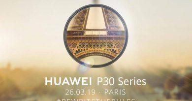 Huawei P30 i P30 Pro zostaną pokazane w Paryżu. Wiemy, kiedy premiera