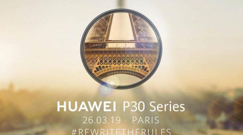 Huawei P30 Pro kiedy premiera Paryż opinie specyfikacja techniczna gdzie kupić najtaniej w Polsce