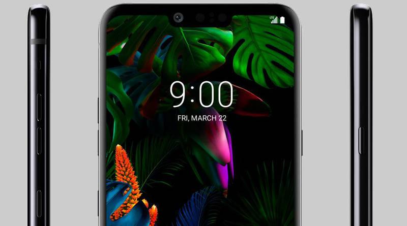 LG G8 ThinQ cena tapeta render kiedy premiera specyfikacja techniczna opinie gdzie kupic najtaniej w Polsce