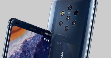 Nokia 9 Pureview na oficjalnych renderach dla prasy. Premiera na MWC 2019
