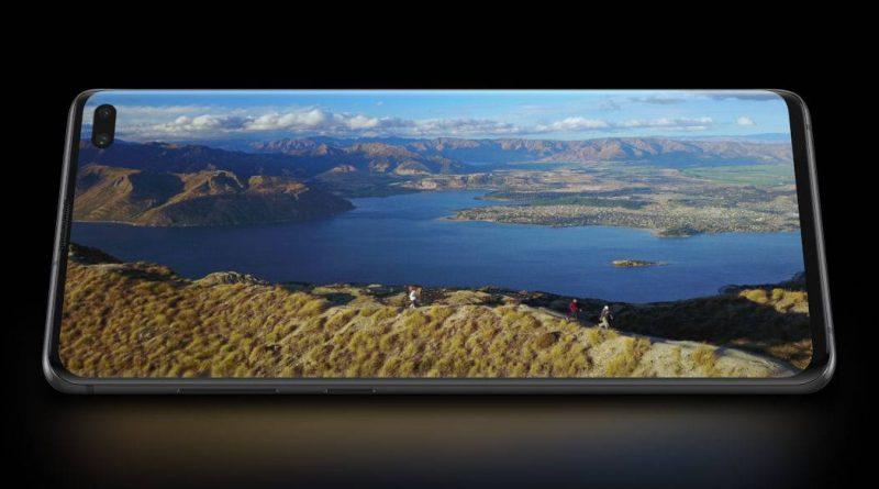 Samsung Galaxy S10 Lite ekran AMOLED Infinity-O DisplayMate opinie cena gdzie kupić najtaniej w Polsce OnePlus 7 Pro