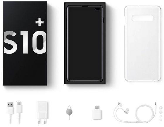 Unboxing Galaxy S10 T-Mobile Des Samsung kiedy w Polsce specyfikacja techniczna opinie zawartość pudełka opakowania