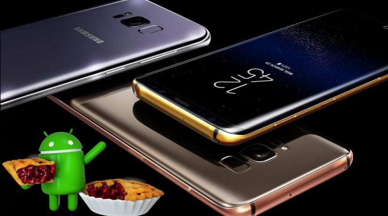 Samsung Galaxy S8 aktualizacja Android Pie One UI jak pobrać