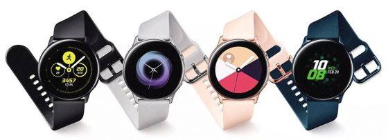 Samsung Galaxy Watch Active cena Apple Watch opinie gdzie kupić najtaniej w Polsce specyfikacja techniczna ciśnienie krwi