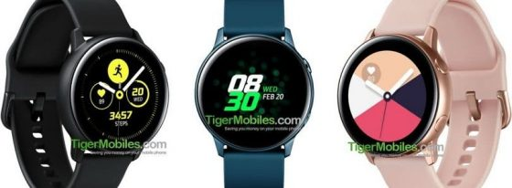 Samsung Galaxy Watch Active specyfikacja techniczna kiedy premiera gdzie kupić najtaniej w Polsce