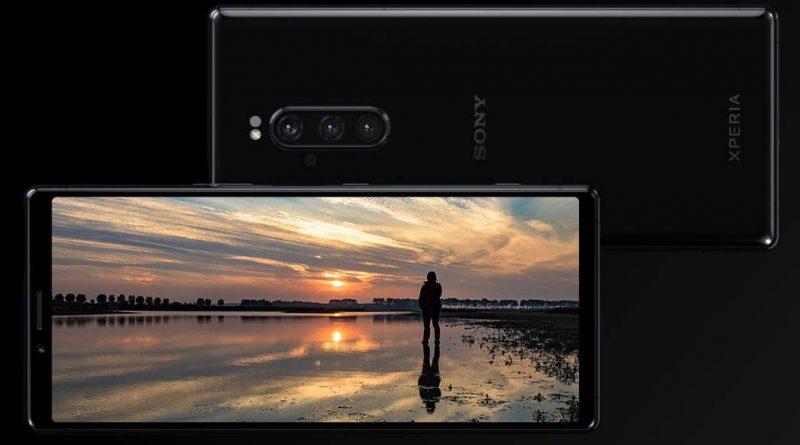 Pre-sale of Sony Xperia 1. The price is however high