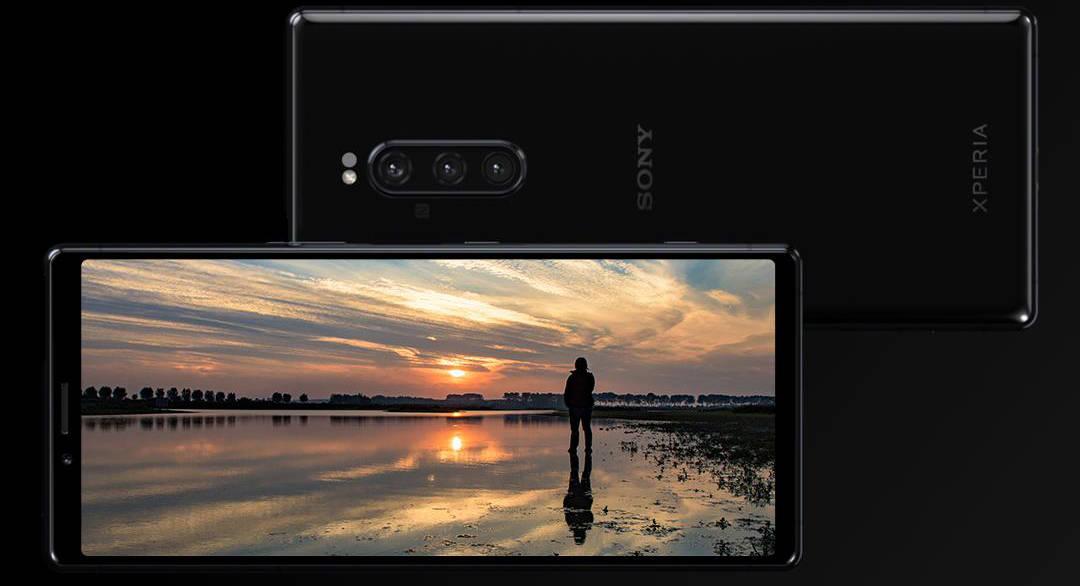 Sony Xperia 1 cena premiera opinie specyfikacja techniczna aparat gdzie kupić najtaniej w Polsce XZ4 Sony Xperia F skłądany smartfon plotki przecieki wycieki
