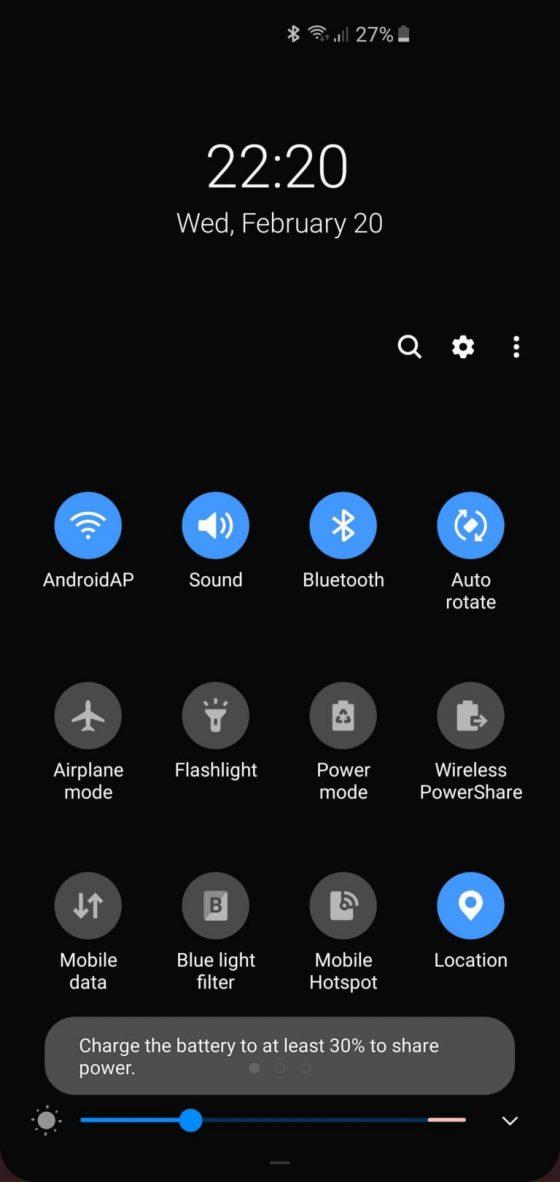 Samsung Galaxy S10 Wireless PowerShare bezprzewodowe ładowanie co warto wiedzieć ograniczenia
