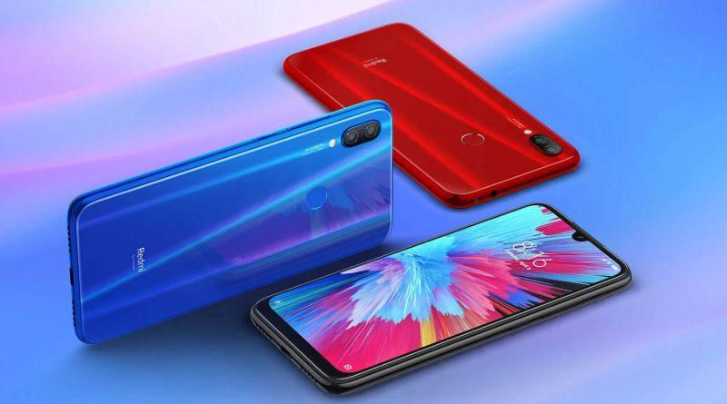 Xiaomi Redmi Note 7 global cena kiedy premiera opinie plotki przecieki gdzie kupić najtaniej w Polsce