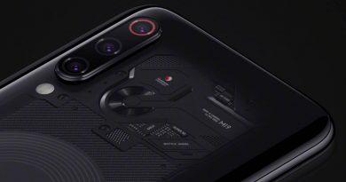 Xiaomi Mi 9 Transparent Edition na renderach. Nadal przezroczysty, ale to i tak atrapa