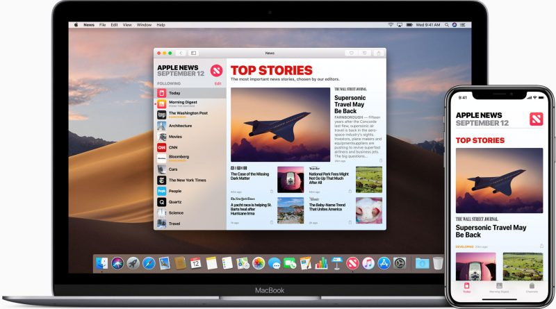 Subskrypcja Apple News iOS 12.2 beta macOS 10.14.4 kiedy premiera
