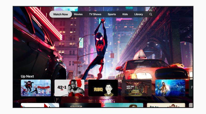 Nowa aplikacja Apple TV app kiedy premiera telewizory Samsung Smart TV jak pobrać gdzie ściągnąć AirPlay 2 HomeKit iOS 12.3 beta 1 tvOS 12.3